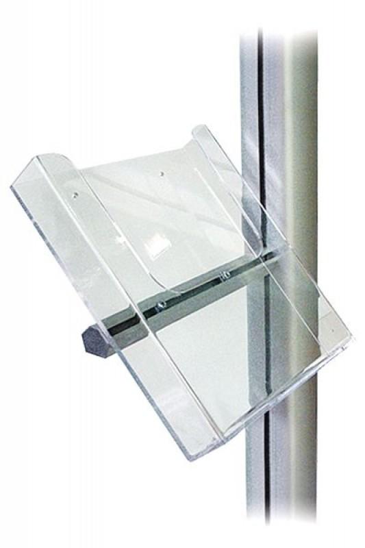 Multistand, akrylhylde, A5-30