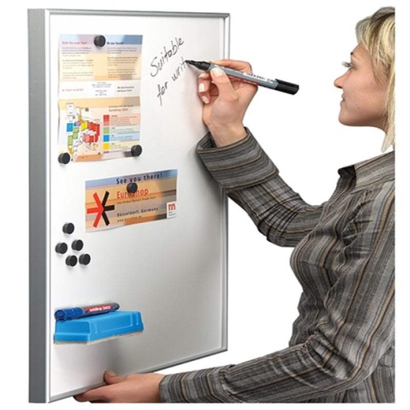 Opslagstavle Magnetic Whiteboard-30