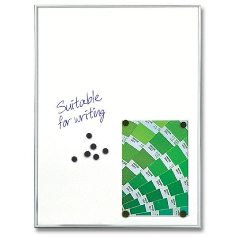 Whiteboard opslagstavle 4xA4-30