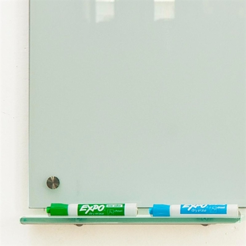 Magnetisk Glastavle Hvid 90x120 cm.-30