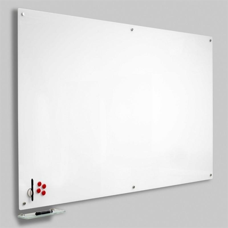 Magnetisk Glastavle Hvid 120x150 cm.-30