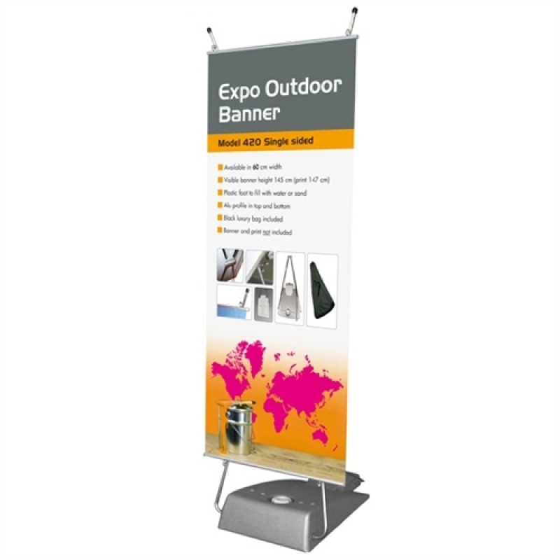 Expo Outdoor Banner Stand-30