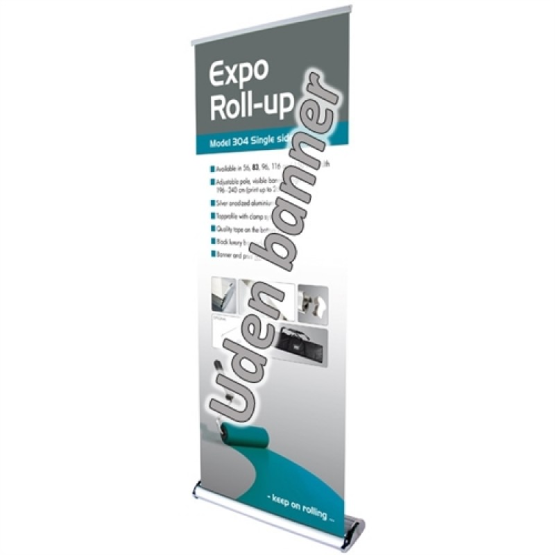 Expo silver rollup 56x196-240cm. (uden banner)-30