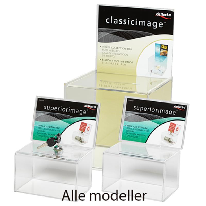 Forslagskasse Lille m/lås-30