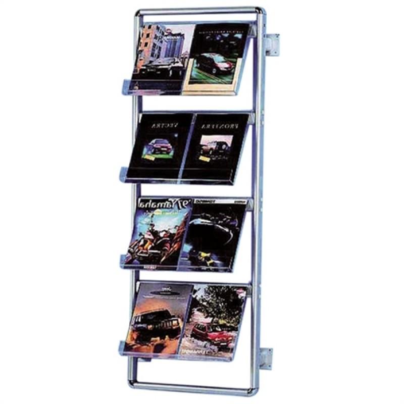 Info-Line væg brochureholder-30