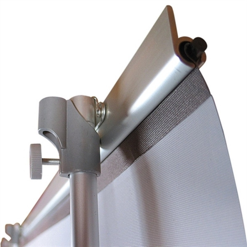 Mega rollup, 317x250, enkeltsidet, inkl. banner, print og taske-30