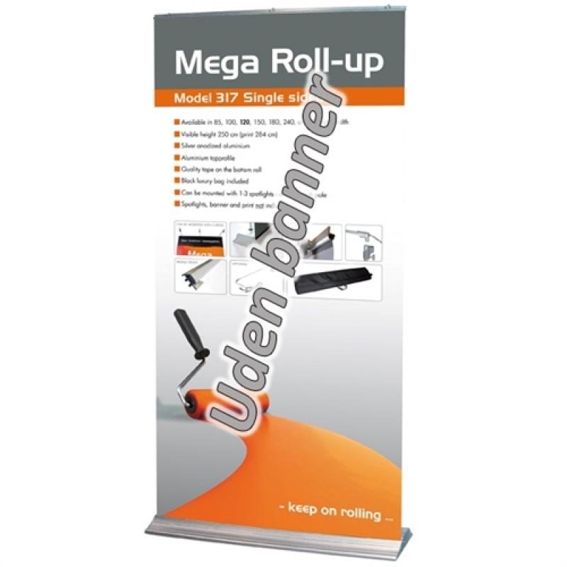 Mega rollup, 84,5x250 (uden banner)-30