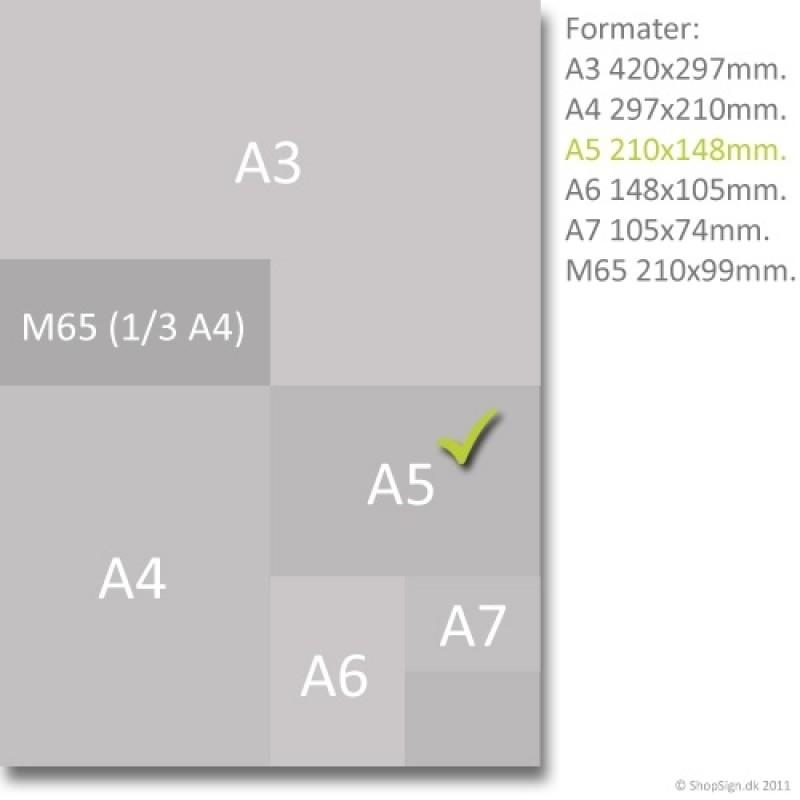 Taymar brochureholder A5 CLA5-30