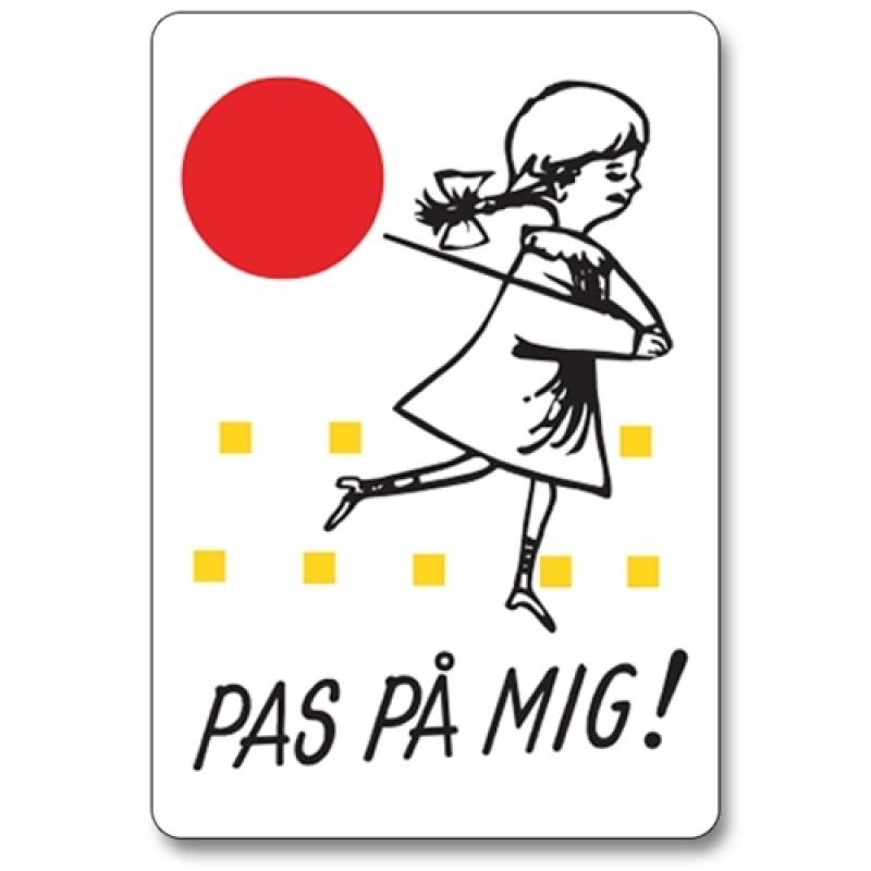 PAS PÅ MIG skilt-31