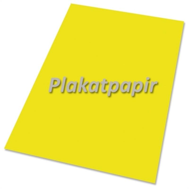 Plakatpapir90grgul60x85cm250ark-30