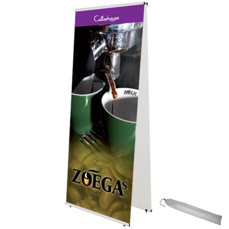 Quick Banner Stand Dobbeltsidet-30