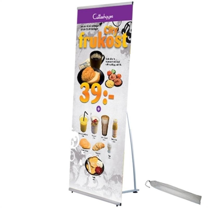 Quick Banner Stand Enkeltsidet-30