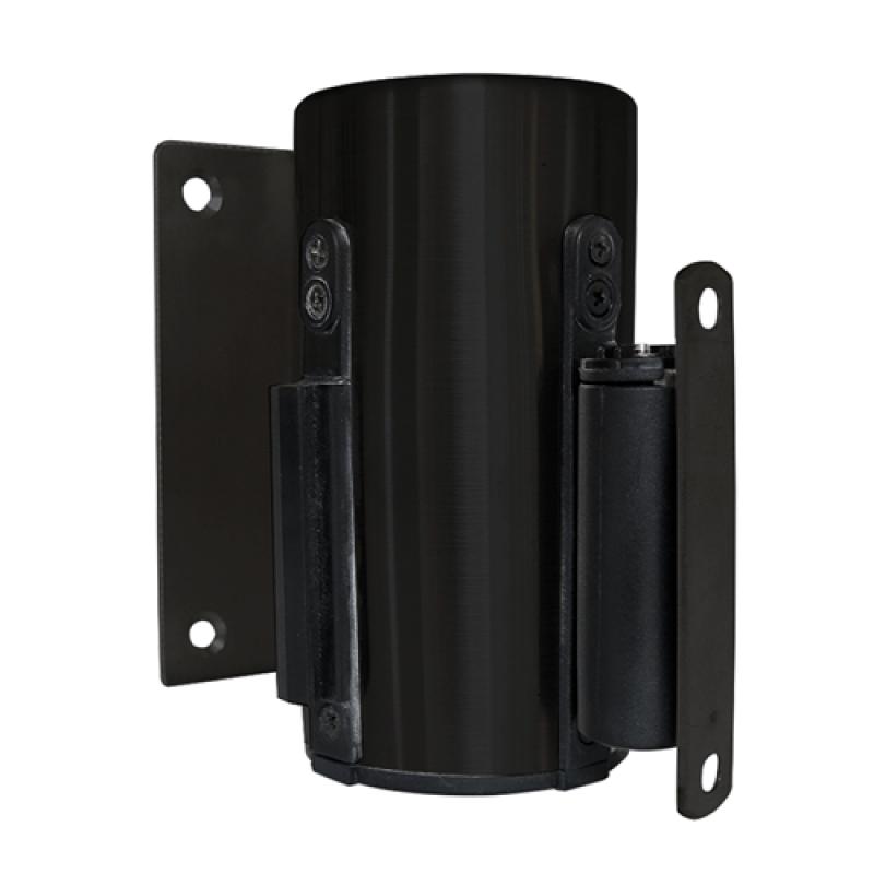 Sort væg dispenser med sort bånd-30
