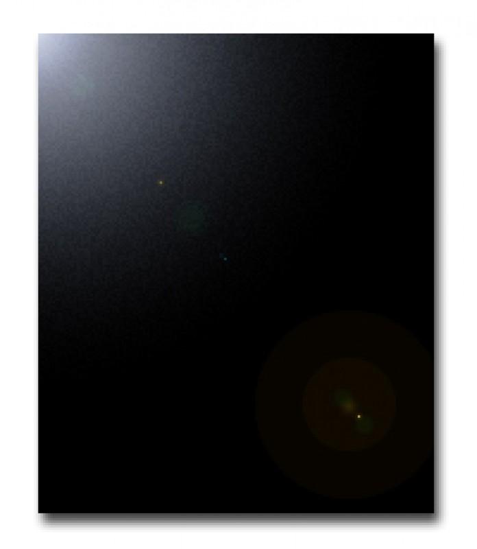 Tavlefolie, 1mm. sort 50x70 cm.-30
