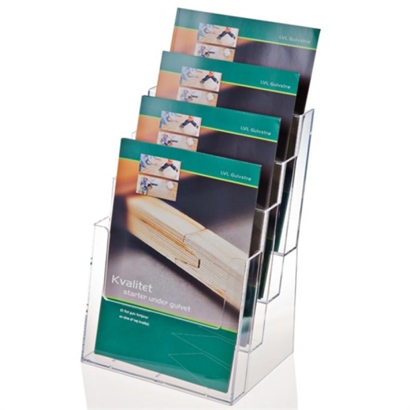Taymar Multi brochureholder A4 4C230-30