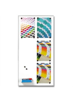 Whiteboard opslagstavle 6xA4-20