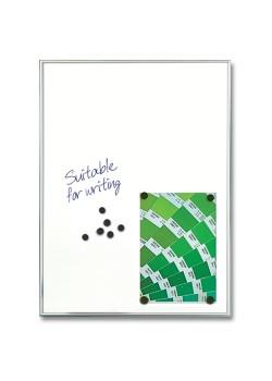 Whiteboard opslagstavle 4xA4-20