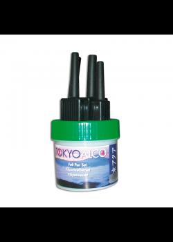 ALCO filtpenne - Grøn