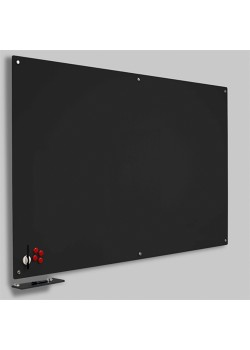 Magnetisk Glastavle Sort 120x150 cm.-20