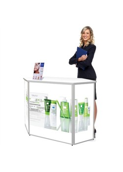 Expo Counter Messedisk Med print/tryk-20