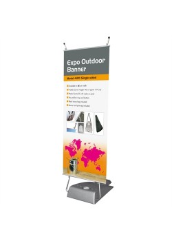 Expo Outdoor Banner Stand-20