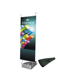 Expo Outdoor Banner Stand med banner-20