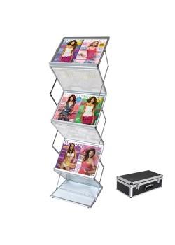Flex brochureholder 12 x A4-20