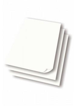 Papir til flipover tavle 5 blokke á 50 ark.-20