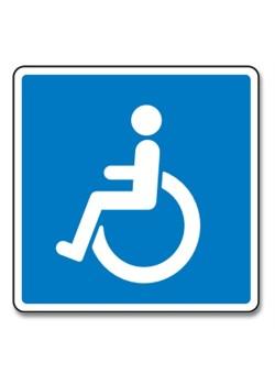 Handicap P-Skilt-20