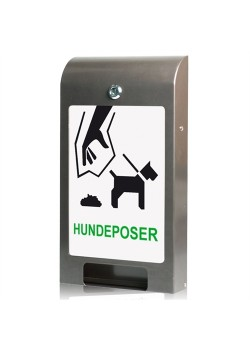 Hundepose dispenser, til A4 info-20