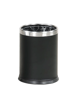 Papirkurv Lux i sort-20