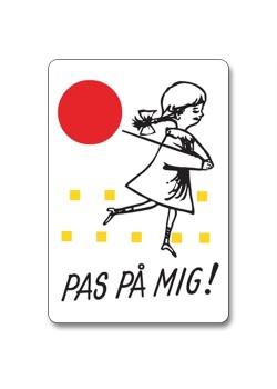 PAS PÅ MIG skilt-20