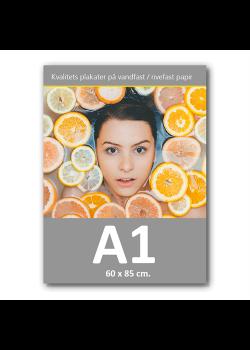 Plakat med print / tryk i A1 60x85 cm.-20