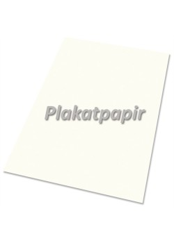 Plakatpapir, 100gr. hvid 50x70cm. (250 ark)-20