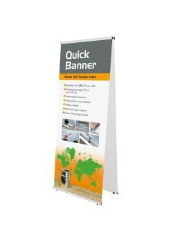 Quick Banner Stand Dobbeltsidet-20