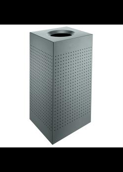 Udendørs affaldsbeholder, skraldespand Large-20