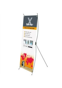 X-Banner stand-20