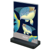 Black Block menukortholder A5-00