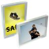 Bordskilt - Prisskilt - Fotoramme - Akryl blok A4