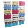 Brochureholder til væg Index 15 x A4-00