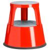Elefantfod - Rød metal