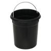 Indvendig sort plastikspand til pedalspand 20L