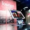 iPad & Tablet holder til bord - Durable Lounge Miljø