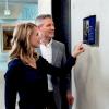 iPad & Tablet væg holder miljø - Durable
