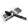 Sorte whiteboard tuscher, penne, marker