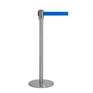 Kø kontrol stander - Blå