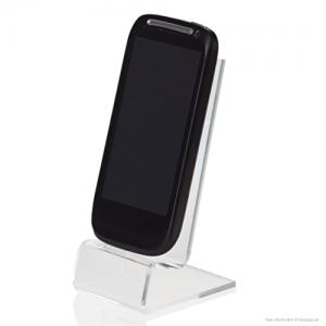 Mobil telefon holder i akryl