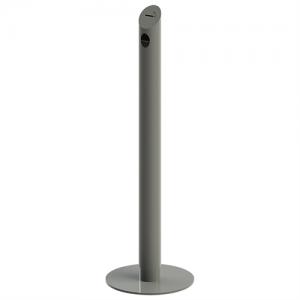 Pole - Udendørs askebæger i grå