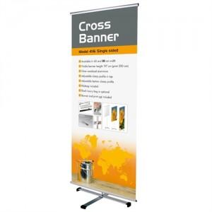 Cross Banner Stand