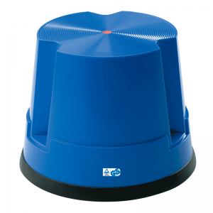 Elefantfod - Blå mini stepstool